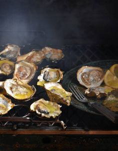 // smoked oysters