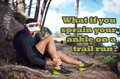 The unfortunate reality is that every single day, over 10,000 suspected ankle sprains show up in the ER. While an emergency room may be the best place for someone with a heart attack, it isn't the best place to get treatment for a sprained ankle.  In this episode we're going to talk about the first things you should think about if you believe you need treatment after you sprain your ankle on a trail run.