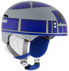 R2-D2 Snowboard Helmet by Burton