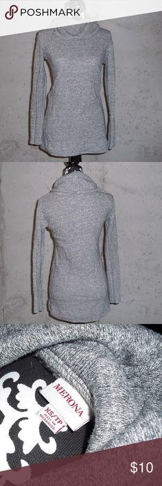 Merano a XS Dress Sweater Material Merano a XS Dress Sweater Material. Used good condition Merano Dresses Long Sleeve