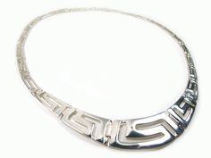Greek Jewelry, Silver Jewelry, Byzantine, Ancient Greek, Beautiful Necklaces, To My Daughter, Key, Etsy Store, Sterling Silver