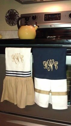His and Hers Aprons! :)
