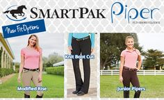 SmartPak Piper Breeches For All