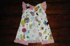 Precious Baby/Toddler hospital gowns