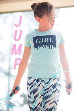 ee7d9e465 Los leggins para niña de Domyos han sido concebidos para la práctica de la  gimnasia con