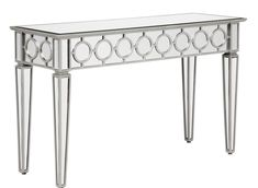 Sophie Mirrored Console Table   Mirrored-furniture   Furniture   Z Gallerie