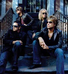 John Bon Jovi. So gorgeous