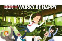 ¿Se puede lograr la felicidad en el trabajo? #HoySeMueveEnTilo Xavi ofreciendo a los empresarios 5 consejos para tener felices a los empleados ¡Estamos de acuerdo! Emoticono smile