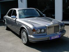 Rolls Royce – One Stop Classic Car News & Tips Rolls Royce Silver Seraph, Rolls Royce Silver Cloud, Bentley Rolls Royce, Rolls Royce Cars, Bentley Motors, Bentley Car, Classic Cars British, Classy Cars, Unique Cars