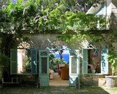Jewel of the Caribbean:  Fustic House