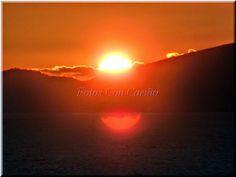 Fotos Con Cariño: Reflejos de un amanecer sobre el mar.