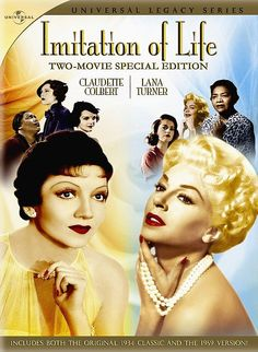 Imitation of Life (1934 & 1959) - all time favorite movie celebrates 50 years.