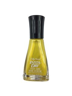 Sally Hansen Quick Canary Insta-Dri Fast Dry Nail Color .31 Oz