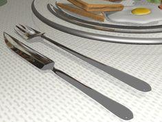 Set Spoon 1 Art 3d, Spoon, Carving, Tableware, 3d Craft, Dinnerware, Wood Carvings, Dishes, Spoons