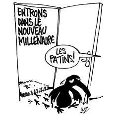 Attentat contre Charlie Hebdo : les oiseaux en deuil