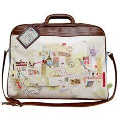 Bon Voyage overnight bag