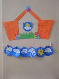 A Guarda do Leão em EVA - MyKingList.com Alphabet Activities Kindergarten, School Age Activities, Toddler Learning Activities, Kids Crafts, Preschool Crafts, Arts And Crafts, Paper Crafts, Weather Activities For Kids, Preschool Weather
