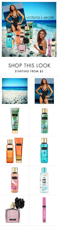 """""""Victoria's Secret"""" by lenaaa12 ❤ liked on Polyvore featuring Victoria's Secret"""