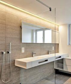 Bathroom Remodel Planning Guide 2019 - Home Decoration Styling Bathroom Remodel Pictures, Bathroom Remodel Cost, Bathroom Remodeling, Complete Bathrooms, Amazing Bathrooms, Contemporary Bathrooms, Modern Bathroom, Small Bathroom Floor Plans, Led Bathroom Lights