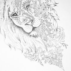 Mandala Lion Women S Tattoo Strong Independent What Life Is Realy