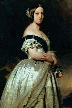 Queen Victoria, 1842