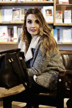 Cappotto Coat #Zara www.laurachiari.it/libri-consigliati/