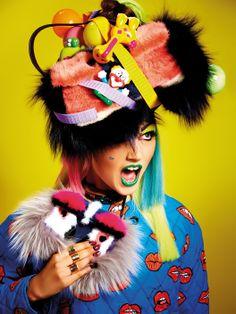 Vogue Accessory - Sept 2013 - rosi di stefano