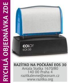 Razítko Colop Eos 30