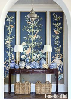 Palm beach home style 5 tips from luxe report designs pinterest the simple decorating trick that designers dont want you to know malvernweather Images