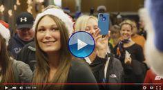 Flashmob-videos: Flashmob - Christmas in the airport