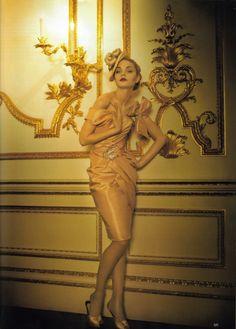 Vogue UK d'Octobre 2007