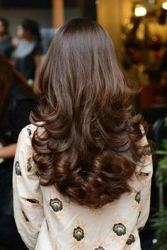 Long Curly Haircuts, Haircuts For Long Hair With Layers, Haircuts Straight Hair, Curly Hair Cuts, Medium Hair Cuts, Long Hair Cuts, Medium Hair Styles, Curly Hair Styles, Medium Curly