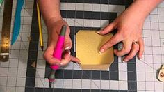 We R Memory Keepers Envelope Punch Board, Tags, Tabs and Pockets tutorial. - YouTube