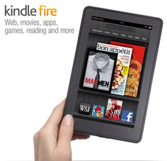 I would like to get the Kindle Fire and replace my Kindle.