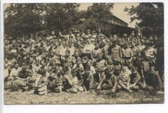 At the Boy Scout Camp, Crystal Lake near Whitehall, Michigan -- June 1917. | Flickr - Photo Sharing!