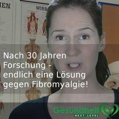 Nach 30 Jahren Forschung - endlich eine Lösung gegen Fibromyalgie! https://www.youtube.com/watch?v=1r90kMOxW_I Hier gibt's noch mehr Videos: https://www.youtube.com/watch?v=1r90kMOxW_I