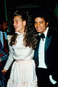 Momentos memorables en la historia del Oscar - Brooke Shields - Michael Jackson