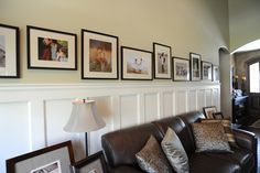 family frames display