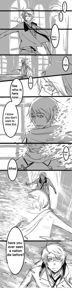 APH: 1991-01 Alfred and Ivan by waterylt on deviantART