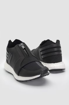 4823afeed2 Y-3 X-RAY ZIP UP LOW BLACK   WHITE Sneaker Brands