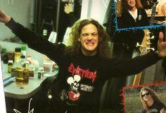 JN Metallica Tattoo, Metallica Black, Jason Newsted, Robert Trujillo, Ride The Lightning, Dave Mustaine, James Hetfield, Rock Concert, Thrash Metal