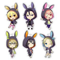 "AmiAmi [Character & Hobby Shop]   Chara-Forme ""Tsukiuta. THE ANIMATION""…"