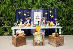 Fraldas & Rabiscos: Festa de aniversário: O Principezinho!!!