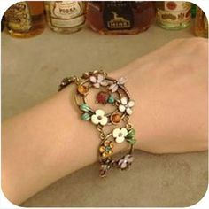 Brand New STUNNING Nature Spirit Bracelet with Charms from $15.30  FAST FREE SHIPPING, Click in to see MANY PRODUCT PICS!