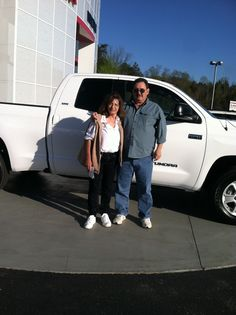 Ronnie And Joyce Slone Of Eastern, Ky And Their 2014 Ford F 150 Purchased  From Frank Johnson! Congratulations And We Welcome You To Thu2026 | Walter  Nissan ...