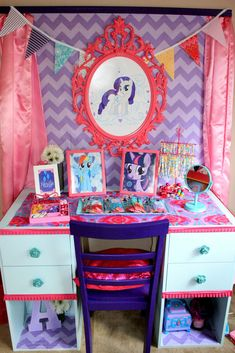 My Little Pony Inspired Assembled | Party On!