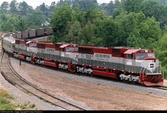 RailPictures.Net Photo: EMDX 7002 Electro Motive Division (EMD) EMD SD70M at Manchester, Georgia by Casey Thomason