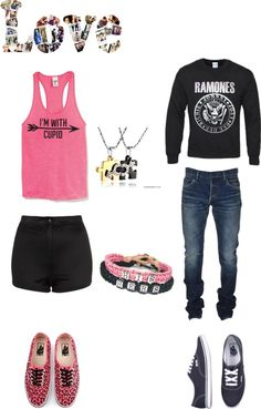 """Valentines morning walk with Harry"" by fashionista-for-life ❤ liked on Polyvore"