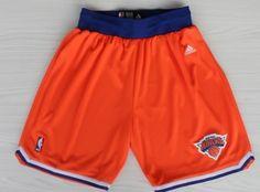 New York Knicks Orange Short