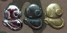 Army diver qualification badges - used by Special Forces